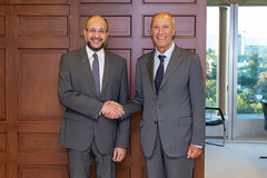 WIPO Director General Meets Saudi Arabia's Delegation to the 2018 WIPO Assemblies (WIPO | OMPI) Tags: assemblies bilateralmeeting directorgeneral francisgurry ompi saudiarabia wipo