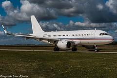 Global Jet Luxembourg P4-MGU (U. Heinze) Tags: aircraft airlines airways airplane haj hannoverlangenhagenairporthaj eddv planespotting plane flugzeug nikon