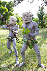 Asaro warriors (Jojje Olsson) Tags: png papuanewguinea asia pacific tribes tribal nature highlands mountains culture