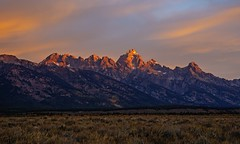 Grand Tetons (My Americana) Tags: grandtetonnationalpark grandtetons dawn scenic sunrise landscape nationalpark np