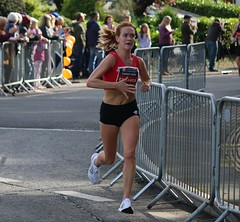 Rosie Edwards - Commonwealth Half Marathon (Sum_of_Marc) Tags: half marathon cardiff 2018 october commonwealth champs championships run running sport athletics runner runners uk wales caerdydd cymru race roath park roathpark road edwards eyes