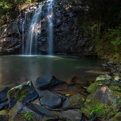 Ellinjaa Falls (RoosterMan64) Tags: athertontablelands australia ellinjaafalls landscape longexposure queensland water waterflow waterfall