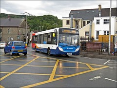Stagecoach South wales CN13AYY 36845 (welshpete2007) Tags: stagecoach south wales adl enviro 200 cn13ayy 36845