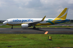 Cebu Pacific Air RP-C4108 (Howard_Pulling) Tags: manila airport mnl airbus a320 cebu
