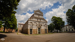20180619-pisa-01252_web (derFrankie) Tags: 2018 anyvision b bestofbest c e f h hdr italien l labels landmarks m p s sanpaoloaripadarno t building church château cloud estate exported facade historicsite home house landmark medievalarchitecture placeofworship sky statelyhome tree ultraselect