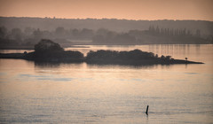 Calm (Svendborgphoto) Tags: water waterscape ais aisnikkor autum denmark dof reflexnikkor landscape lightning svendborgphoto sonya7ii sonyalpha nikkor 500mm8 mirrorlens