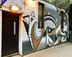 Abstract by Zeehan Wazed (wiredforlego) Tags: graffiti mural streetart urbanart aerosolart publicart manhattan eastvillage newyork nyc zeehanwazed