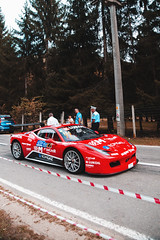Ferrari 458 (Calin Sirbu) Tags: supercar vtm campulung romania 2018 rally hillclimb automotive car cars muscel modified tuning ferrari 458 italia red