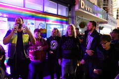 DSC_6943 (Peter-Williams) Tags: brighton sussex uk stjamessst rainbow hub vigil launch event