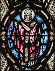 St Ignatius of Antioch (Lawrence OP) Tags: ignatius saints baltimore stphilipandstjames stignatius antioch stainedglass apostolicfather