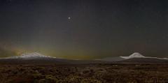 Last of the Milky Way (NavmanNZ) Tags: tongarironationalpark newzealand milkyway mars astrophotography sonya7rii zeisszmdistagon35mmf14