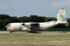 505  C130J Hercules  Royal Air Force of Oman (Keith Wignall) Tags: ffd fairford riat c130 c130j hercules royalairforceofoman