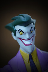 The Joker (patrick.b.collins) Tags: comics thejoker joker dccomics portrait toy toyart toyphotography toys plastic smiling