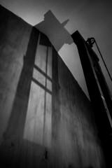 guillotine, Hoa Lo Prison (Hanoi Hilton) (vhines200) Tags: vietnam hanoi 2018 hoaloprison hanoihilton guillotine shadow expressionist