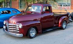 hauling class... (Stu Bo) Tags: 1950 chevypower chevorlet pickup greatpaint cruisenight sbimageworks smooth idreamofcarsmotorsandhorsepower dreamgarage vintage beautiful bestofshow hangingoutwiththefamily