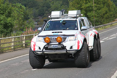 Toyota 6x6 (twm1340) Tags: 2018 scotland uk glencoe loch leven linnhe ballachulish bridge