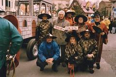 Carro mascherato (Banca della Memoria Trevignano) Tags: matteo simeoni carro mascherato carnevale gruppo signoressa angelo olivia poloni michela dametto
