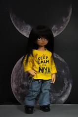 MOON 06-2 (Mista-Oro) Tags: bjd doll moon dollzone tiny kay kay2 tan tanned fairyland pukipuki