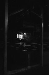 Form (stevenguz) Tags: night nightphotography contrast canonet canonetql17giii canon 35mm 35mmfilm analog streetphotography shadows highlights light sanpedro blackandwhite bw
