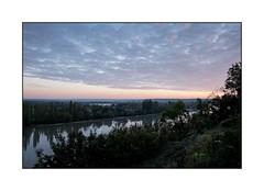 La Seine (SiouXie's) Tags: color couleur fujixe2 fuji fujifilm 1855 siouxies duclair seine river rivière nuage cloud couchédesoleil reflet paysage landscape nature