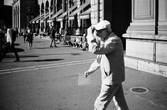 Good day to you, Sir! (gato-gato-gato) Tags: 35mm contax contaxt2 iso400 ilford ls600 noritsu noritsuls600 schweiz strasse street streetphotographer streetphotography streettogs suisse svizzera switzerland t2 zueri zuerich zurigo analog analogphotography believeinfilm film filmisnotdead filmphotography flickr gatogatogato gatogatogatoch homedeveloped pointandshoot streetphoto streetpic tobiasgaulkech wwwgatogatogatoch zürich ch black white schwarz weiss bw blanco negro monochrom monochrome blanc noir strase onthestreets mensch person human pedestrian fussgänger fusgänger passant sviss zwitserland isviçre zurich autofocus