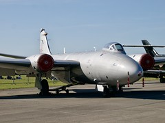English Electric (BAC) Canberra PR9 (Nigel Musgrove-2.5 million views-thank you!) Tags: photo reconnaissance xh134 english electric bac canberra pr9 cotswold airport revival festival kemble gloucestershire england 29 september 2018
