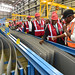 President Cyril Ramaphosa launches train manufacturing plant