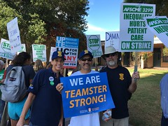AFSCME Strike @UCSB