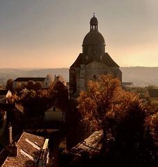 Collégiale St Quiriace - Provins (Jean Paul Renais) Tags: seineetmarne provins st quiriace collégiale église cathédrale