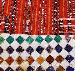 In Morocco, color and texture all go hand in hand and I promise you will love it, every minute !!! * * * #color #colours #colors_of_day #texture #design #moroccanrug #mosaictile #mosaic #tiling #flooring #rugs #shoppingspree #shoppingtrip #joinme #travelw (katew5050) Tags: ifttt instagram