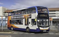 10919 SN67XAL Crosshouse (barry.young10) Tags: 10919 sn67xal mmc mmc400 alexander dennis bus decker double stagecoach western west scotland ayrshire