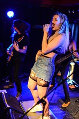 Sertaline @ Scruffy Murphys (WeronikaOl) Tags: female vocal vocalist femalevocalist band liveband bandphotography drummer drums guitar guitarist bass bassist