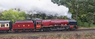 Severn Valley Railway. Autumn Gala.