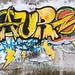 Catania street art - Azuro