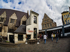 P8045688 (igor.shishov) Tags: seasons summer бельгия гент лето памятныеместа сезоны ghent belgium cityscape city urban