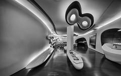 Roca Gallery (handmiles) Tags: mono monochrome blackandwhite bw london capital city indoor inside londonopenhouse openhouse architecture building chelsea kensington roca rocagallery sony sonya77mark2 sonya77m2 tamron tamron1024mm wideangle mileshandphotography2018