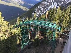 Banff Gondola (Clarissa Peterson) Tags: banffgondola banff gondola mountain