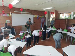 "INTERCAMBIO EN BILINGÜISMO ENTRE LA ESCUELA NORMAL SUPERIOR DE PASTO Y EL COLEGIO LA ARBOLEDA DE CALI • <a style=""font-size:0.8em;"" href=""http://www.flickr.com/photos/158356925@N08/31328765878/"" target=""_blank"">View on Flickr</a>"