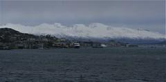 Heading into Tromso (bigjon) Tags: tromso arctic norway cold sea fjord hurtigruten kong harold