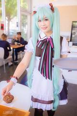 IMG_8068-2 (moshitea) Tags: vocaloid hatsunemiku 初音ミク アニメ コスプレ コスプレイヤー girl fanime fanime2018 cosplay cosplayer portrait