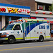 Alberta Health Services ambulance