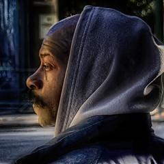 Portrait by night- Retrato nocturno (COLINA PACO) Tags: portrait retrato ritratto bynight nocturno franciscocolina man hombre homme uomo