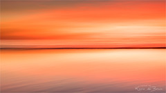 Best nightcap ever! (karindebruin) Tags: annemarie colors kleuren maasvlakte nederland sigrid thenetherlands zonsondergang zuidholland beach clouds sand strand sunset water wolken zand icm