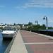 Cold Lake Marina breakwater