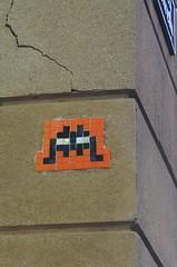 Invader_6568 rue Espariat Aix en Provence (meuh1246) Tags: streetart 13 rueespariat aixenprovence invader spaceinvaders mosaïque