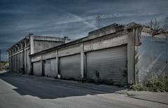 Abandoned (jefvandenhoute) Tags: belgium belgië belgique antwerp antwerpen hoboken abandoned industrialarcheology industrial