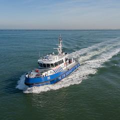 P3 (Peet de Rouw) Tags: maasmond netherlands portofrotterdam drone djimavicplatinum aerial p3 seaportpolice policeboat police zeehavenpolitie