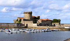 Fort de Socoa (BrigitteChanson) Tags: socoa fort ciboure nouvelleaquitaine pyrénéesatlantiques paysbasque