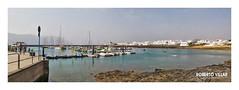 panorámica Isla de la Graciosa 3363b (ROBERTO VILLAR -PHOTOGRAPHY-) Tags: photografikarv lzphotografika lanzarotephotográfika isladelagraciosa panorámica photobank mejorconunafoto imagenesdelanzarote