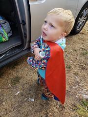 Superhero holds the bottle (quinn.anya) Tags: paul toddler superhero bottle brother helper